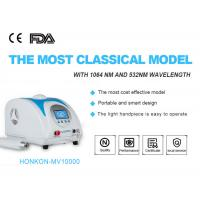 Buy cheap CE Approval Q-Switched ND Yag Laser for Lip Line and Tattoo Removal Machine from wholesalers