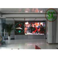 Wholesale HD High Resolution LED Display 180Hz 1000CD / m2 For Bus Station from china suppliers