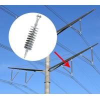 Wholesale Suspension Composite Suspension Insulator / Transmission Line Insulators from china suppliers