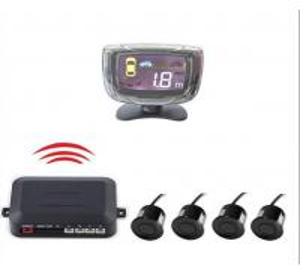 Wholesale Car Reversing Aid Indicator Kit Radar Detector Auto parking sensors 4/6 sensor from china suppliers