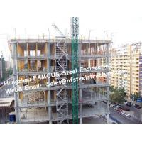 Wholesale Q345 Pre Engineered Metal Buildings And Structure , Prefab Steel Buildings from china suppliers