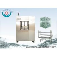Wholesale Electric Vertical Lift Double Door Autoclave With Easy Access Loading Trolleys from china suppliers