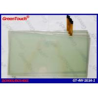 Wholesale USB interface 4 wire resistive touch panel 4096x4096 Resolution from china suppliers