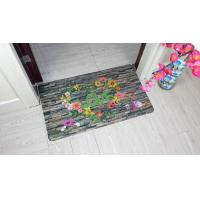 Wholesale Customizded Soft Rubber Floor Carpet Washable For Home Decoration from china suppliers
