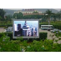 Wholesale Outdoor P16 2R1G1B Static Constant Current Ddigital Mobile LED Screens with 3, 906 dots/m2 from china suppliers