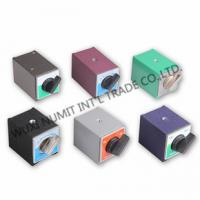 Ferrum+Alumminium 60 kg Ferrite Core Magnetic Indicator Bases With On / Off Switch For Lathes