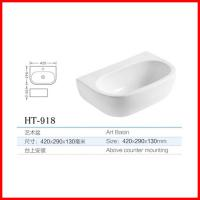 Wholesale cheap used bathroom vanity cabinets bathroom wash basin vanity sink from china suppliers