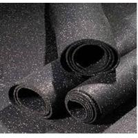 Wholesale Recycled Rubber Granules Rubber Gym Flooring 1-1.2M Width Noise Reduction from china suppliers