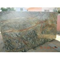 Wholesale Top Quality Polished Popular Rainforest Brown marble On Promotion from china suppliers