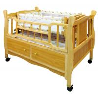 Buy cheap Wood Baby Bed from wholesalers