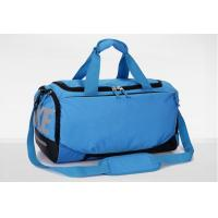 Wholesale OEM Nylon Ripstop Blue Sports Bags Mens Travel Duffel Bag Lightweight from china suppliers