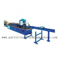 Wholesale PLC Control System High Speed Light Stud Track Roll Forming Machine from china suppliers
