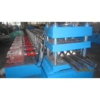Wholesale Galvanized Guardrail Roll Forming Machine for Making Highway Safety Barrier Protections Export to EU Countries from china suppliers