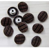 Wholesale Eco freindly Custom Clothing Buttons / Hardware Diamond Decoration from china suppliers
