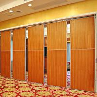 Wholesale Banquet Hall Aluminum Sliding Partition Restaurant Sound Proofing Movable Partition Walls from china suppliers