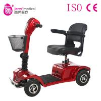 Wholesale Swivel Seat Disabled Electric Scooters , Motorized Handicap Scooter Rental from china suppliers