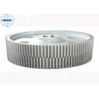 Wholesale 45-60HRC Hardness Forging Double Helical Gear Hobbing / Herringbone Gear from china suppliers