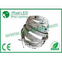 Wholesale Flexible Outdoor Digital RGB LED Strip  Waterproof  5050SMD with 10IC 9.6watt/m from china suppliers