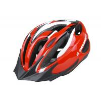 Wholesale Custom Specialized Adult Bicycle Helmet Red PC Shell Antibacterial Pad from china suppliers
