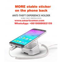 "Wholesale COMER anti-theft display devices with stable sticker for 7"" tablet security alarm cable locking stands from china suppliers"