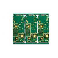 Wholesale Gold finishing and Green Solder Mask PCB multilayer printed circuit board from china suppliers