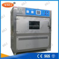Wholesale Simulated Sunlight UV Weathering Test Chamber With UV Lamps Weathering Resistance from china suppliers