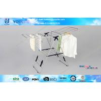 Wholesale Butterfly Standing Folding Clothes Drying Rack for Children Clothes Space Saving from china suppliers