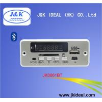Quality JK9003BT   Audio usb sd aux fm aux bluetooth watch mp3 decoder module for sale