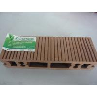 Buy cheap outdoor wpc decking/eco-friendly plastic wood decking from wholesalers