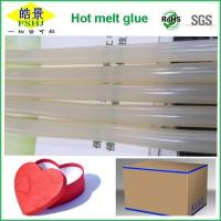 Wholesale Translucent EVA White Hot Glue Sticks Quick Drying Hot Melt Adhesive Stick from china suppliers