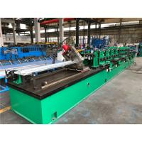 Buy cheap High Speed Steel Stud Roll Forming Machine Adjustable 11KW + 7.5w from wholesalers