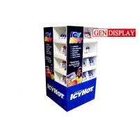 Wholesale Retail Cardboard Pallet Display Stand With Shelves For Exhibiton from china suppliers