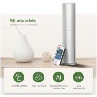 Wholesale 130ML Red Portable Electric Room Aroma Diffuser With Remote Control For Home from china suppliers
