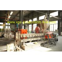 Wholesale Low Density Styrofoam XPS Foam Board Extrusion Line For Construction Foam Board from china suppliers