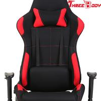 China Custom Gaming Chair Under 100 , Red And Black Comfortable Office Chair For Gaming on sale