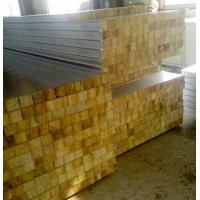 Glass Wool Insulated Roof Panels Foam Insulation Panels