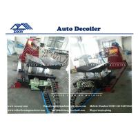 Wholesale 10T Automatic DE-coiler with coil car from china suppliers