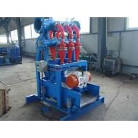 Buy cheap Good quality 10 hydraulic cones ZQJ series Drilling Mud Desilter size 40 -160  from wholesalers