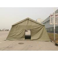Wholesale Militar Army Big Oxford Canvas PVC Fabric Tent 20 People Capacity from china suppliers