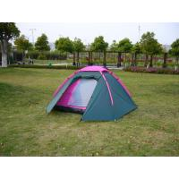 Quality monodome camping tent for 3-4 person for sale