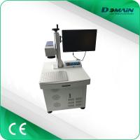 Wholesale Fiber laser 3d laser printer for stainless steel metal plate silver gold fiber laser marking from china suppliers