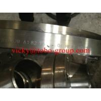 Wholesale Steel Flange, Compact Flanges 1/2Inch - 48Inch ,And 150# To 2500# With A182 / F51 / Incone from china suppliers