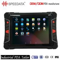 Wholesale 4G LTE Rugged Industrial Android Tablet PC With Barcode Scanner , NFC RFID Reader from china suppliers