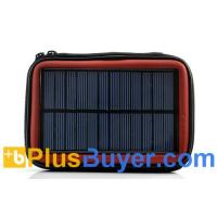 Wholesale Weatherproof Solar Battery Charger Case (2200mAh, 4 Adapters) from china suppliers
