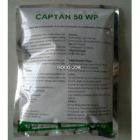 Wholesale Captan agro apple, stone fruit, grape Natural Plant Fungicide 133-06-2 from china suppliers