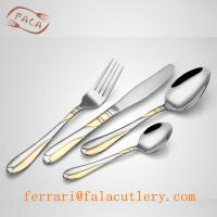 Wholesale High Mirror Polish 72/84/86Pcs Stainless Steel Cutlery Set from china suppliers