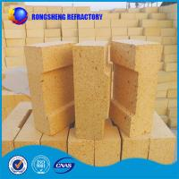 Wholesale RS brand High Alumina Thermal Furnace Bricks, Cement Kiln Refractory Bricks from china suppliers