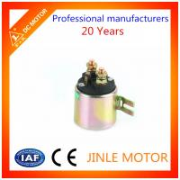 Wholesale Starter Motor Solenoid 150A 200A Installed On Hydraulic Dc Motor Golden Black from china suppliers