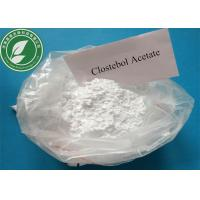 Buy cheap CAS 855-19-6 Injectable Anabolic Steroids Powder Clostebol Acetate For Muscle Building from wholesalers