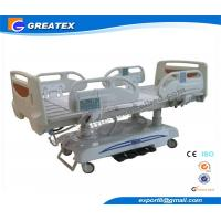 Wholesale Linak Five Function Electric ICU Hospital Bed With Build - in Nurse Operator On Footboard from china suppliers